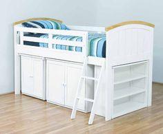 Burleigh Midi Sleeper - Awesome Beds 4 Kids