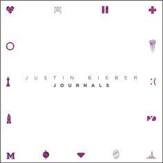 Justin Bieber - Journals on 2LP