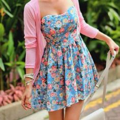 Floral outfit ♥