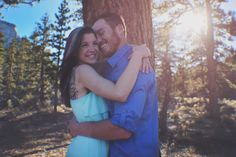 One of my engagement photos! :]