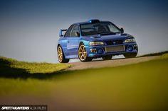 Subaru Impreza GC8 Tuning