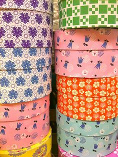 Rie Elisen Larsen paper boxes