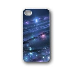 blue nebula space - iPhone 4,4S,5,5S,5C, Case - Samsung Galaxy S3,S4,NOTE,Mini, Cover, Accessories,Gift