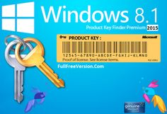 Windows 8.1 Product Key Generator 2015 Full Free Download