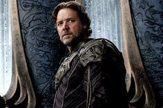 Russell Crowe vorrebbe un prequel di Man of Steel su Jor-El