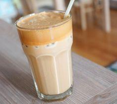 Iskaffe: opskrift og 5 anbefalinger til byens bedste iskaffe