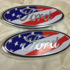 Ford F150 American Flag Badge ~@guntotingkafir GOD BLESS AMERICA!!!