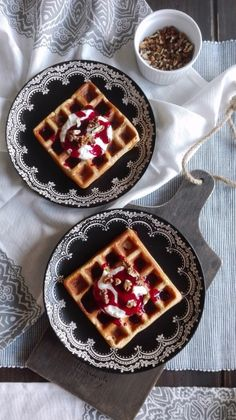 Ham, Cheesecake, Low Carb, Breakfast, Cookies, Recipes, Diet, Waffles, Morning Coffee
