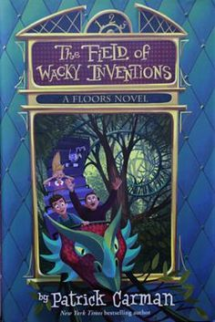 The Field of Wacky Inventions Book 3! It's not every day that a hotel loses its top floor. Then again, the Whippet Hotel is no stranger to wackiness. So when the entire floor is hoisted into the night sky by a nearly invisible airship, Leo and Remi know they're in for the ride of their lives. But little do the boys know just how amazing their voyage will become. They are headed to the field of wacky inventions, where they will have to compete against a number of foes for an incredible prize.