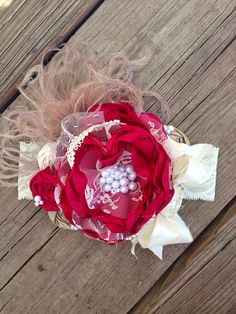 Strawberries and Cream  on Etsy, $17.99
