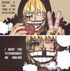 Corazon! I'm loving him more and more