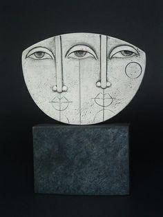 Ceramic artist Sue Hanna
