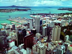 Sky Tower in Auckland, Auckland