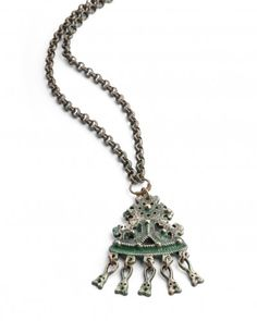 The Nordic Treasure Necklace by Jewelmint.com $29.99