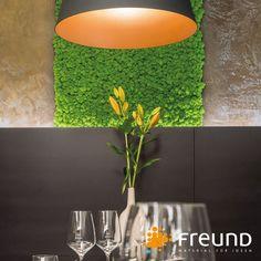 Fresh green highlights with our Evergreen Moss at @mun_restaurant - Winner of SZ Gourmet Award 2018 . . (📷: @schwarzfoto) . . #freundgmbh #freundmoos #freundmoss #moss #moos #surfaces #design #preserved #interiordesign #inspiration #inneneinrichtung #foodforfoodies #sushi #munrestaurant #preservedmoss #mosswall #gourmet