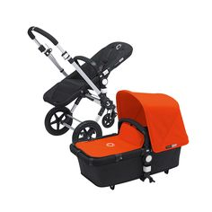 Bugaboo Cameleon: On The Go & Gear~Strollers | giggle