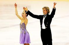 Meryl Davis & Charlie White → U.S. International Figure Skating Classic Short Dance - 73.67 (First Place)