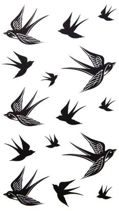 GGSELL 2012 new design New release temporary tattoo waterproof Swallow tattoo stickers Bird Tattoo Neck, Bird Tattoo Ribs, Bird Tattoo Meaning, Tattoos With Meaning, Clavicle Tattoo, Temp Tattoo, Wrist Tattoo, White Bird Tattoos, Swallow Bird Tattoos