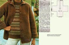 Ce bon vieux pull tube : veste                                                                                                                                                                                 Plus                                                                                                                                                                                 Plus