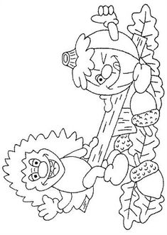 coloring page Hedgehogs on Kids-n-Fun. Coloring pages of Hedgehogs on Kids-n-Fun. More than coloring pages. At Kids-n-Fun you will always find the nicest coloring pages first! Cool Coloring Pages, Animal Coloring Pages, Snowy Window, Classroom Decor, Techno, Halloween, Wallpaper, Creative, Kids
