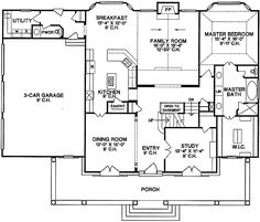 For Discriminating Tastes - 4031DB | Country, Farmhouse, Hill Country, Southern, Photo Gallery, 1st Floor Master Suite, Butler Walk-in Pantry, CAD Available, Den-Office-Library-Study, Jack & Jill Bath, PDF, Corner Lot | Architectural Designs (Add another bdrm on first floor, second floor opt. )********************************************************************************