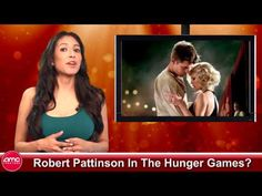 I hope so! This would be like bringing Edward Cullen to the hunger games! Twilight Edward, Hunger Games Trilogy, Edward Cullen, Catching Fire, Robert Pattinson, Mad, Interview, Bring It On, Exercise