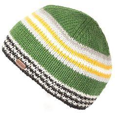 Mütze Ortler blau und grün