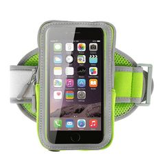 Waterproof Running Sport Armband Pouch Case for iPhone 6 6s Plus 5 Samsung S7 S6 edge