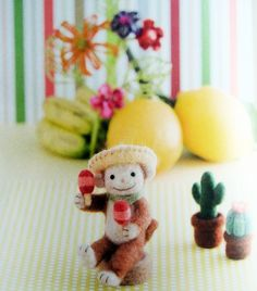 9784529048460 small world trip-encircled by felted wool--japanese craft book  Flickr - Photo Sharing