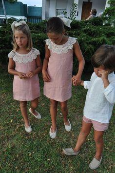 Delantero vestido