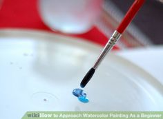 How to Approach Watercolor Painting As a Beginner