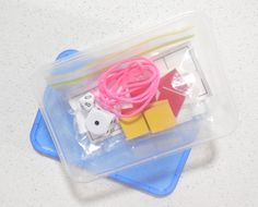 Math Toolkits... Such a handy idea for any classroom!