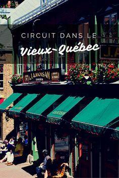 Quand l'office de tourisme de Québec m'a proposé un circuit plutôt différent, de loger dans un quartier que je connaissais peu et d'essayer de voir Québec sous un autre angle, je me suis dit qu'il y aurait sûrement de quoi me faire (re)découvrir la capita