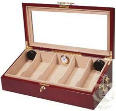 Get Retail Display 4  humidors which you can store 4 items in single box by Finer Things.Order Now! www.finerthingsforless.com/humidors/commercial-display/retail-display-4.html
