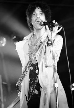 Prince. The early days.