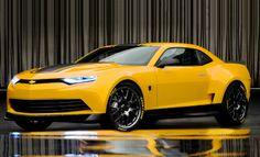 Novo Camaro estreia no começo de 2015, no Salão de Detroit - Chevrolet/Divulgação