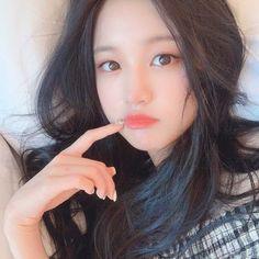 Pretty Korean Girls, Cute Korean Girl, Asian Girl, Kpop Girl Groups, Kpop Girls, Jikook, Eyes On Me, Shadow Photos, Ulzzang Korean Girl