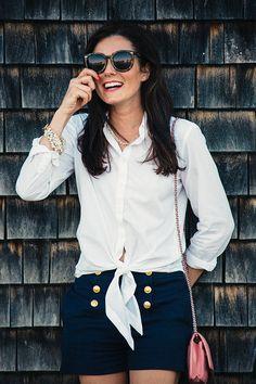Classy Girls Wear Pearls: Gaspee Docks