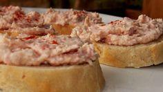 Füstölt húsos-tormás szendvicskrém