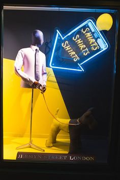 """CHARLES TYRWHITT,London, UK, """"With a great shirt like this who needs pants"""", creative by Harlequin Design, pinned by Ton van der Veer"""