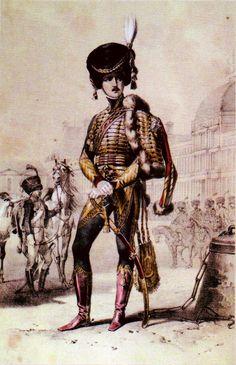 """Eugène de Beauharnais, Príncipe y Virrey de Italia"" (Félix Philippoteaux, 1846). Más en www.elgrancapitan.org/foro"