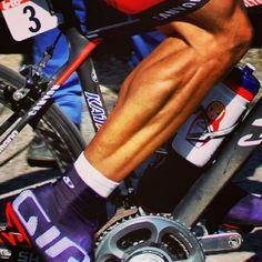 Cyclist Leg 2