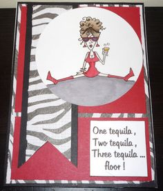 Crafting on the Cheap: 1 Tequila, 2 Tequila, 3 Tequila, Floor!