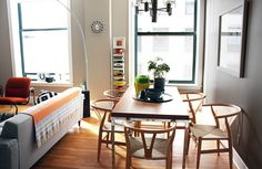 House Tour: Nostalgic & Chic Style in Chicago | Apartment Therapy