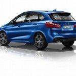 BMW verwacht veel nieuwe klanten dankzij 2-serie Active Tourer