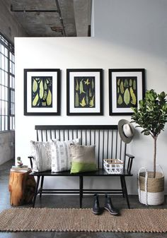 Create an amazing and unique entryway for an outstanding house. Take a look at the board and let you inspiring! See more clicking on the image. #EntrywaysLuxuryDesign