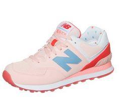 NEW BALANCE WL574-BWB-B Sneaker Damen