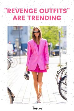 Here, seven women weigh in on the bright, bold and fabulous pieces they can't wait to start wearing out on the town. #fashion #outfits #outfitideas Night Outfits, Fashion Outfits, Fashion Trends, Revenge Fashion, City Chic, Street Style Looks, Fashion Forward, What To Wear, Fashion Photography