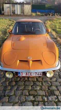 opel gt 1900 cc bouwjaar 1970