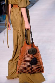 The 50 Best Bags from Fashion Month Spring 2017 | StyleCaster Handbag Ideas via @aureliansupply // Clutch // Style Ideas // Leather Accessories